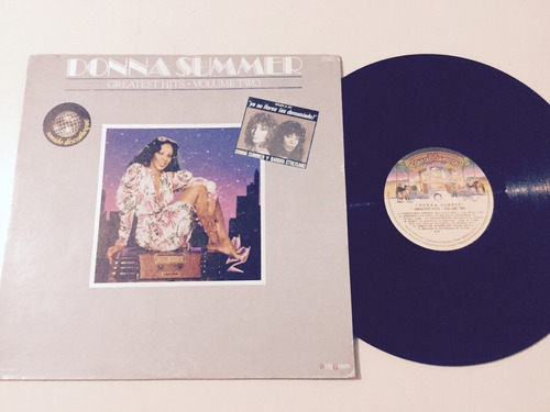 donna summer greatest hits vol. 2 lp