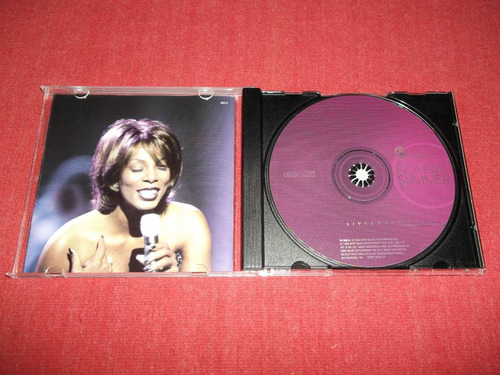 donna summer - vh1 live & more encore cd usa ed 1999 mdisk