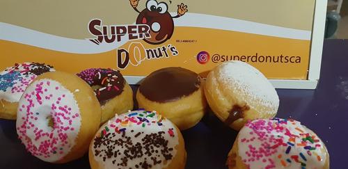 donuts    donas