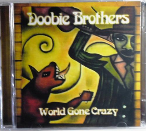 doobie brothers cd+dvd world gone crazy rock baladas pop