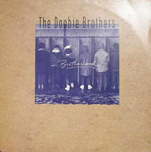 doobie brothers lp brotherhood - 1991