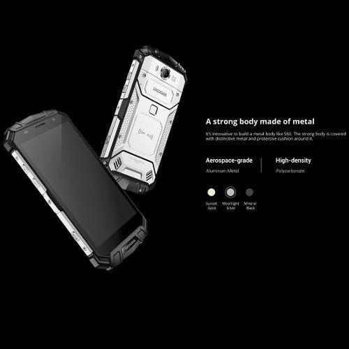 doogee s60 - celular resistente a golpes 2019 / mejor asus