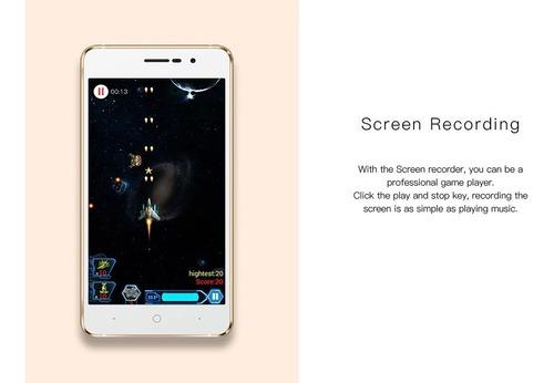 doogee x10 5.0 polegadas ips 8 gb android6.0 telefone inteli