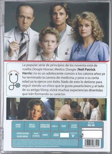 doogie howser médico dvd primera temporada envío gratis dhl