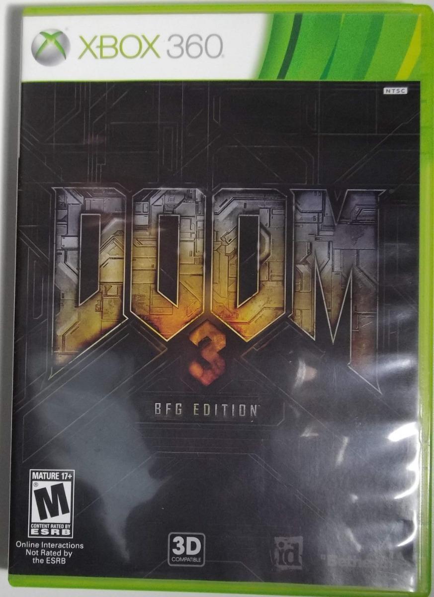 Doom 3 Bfg Edition Retrocompatibilidade Xbox One