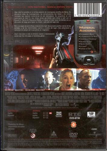 doom, dvd original, versión extendida