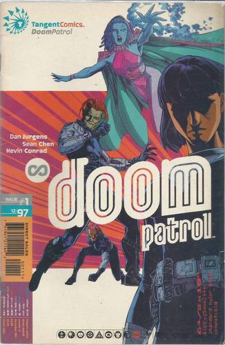 doom patrol 01 - dc comics 1 - bonellihq cx411 h18