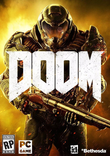 doom pc doom 4 steam original + demon dlc
