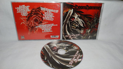 doomhammer - the law of the drunk demo collection (thrash it