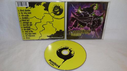 doomriders - black thunder ( goatsnake cd presenta marca)