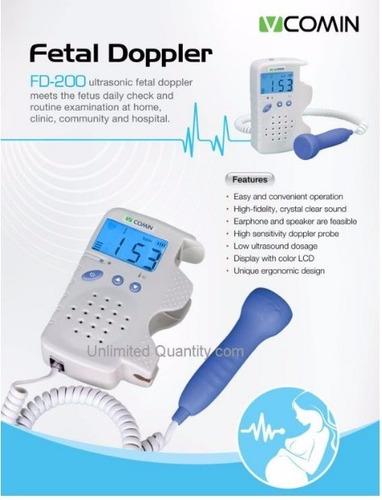 doopler fetal, conin, oximetro, estetoscopio,obstetricia