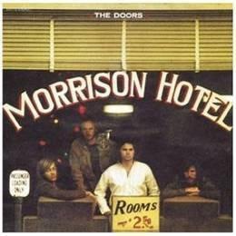 doors the morrison hotel (40 aniversario) cd nuevo