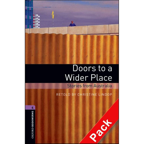 doors to a wider place - oxford bookworms level 4 with cd