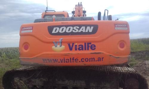 doosan dx225lca año 2013 - excavadora usada