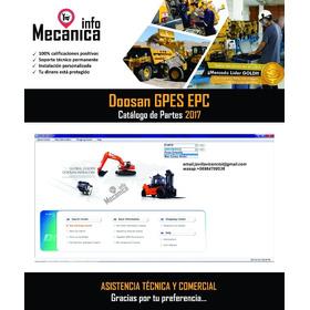 Doosan Gpes Epc 03.2017