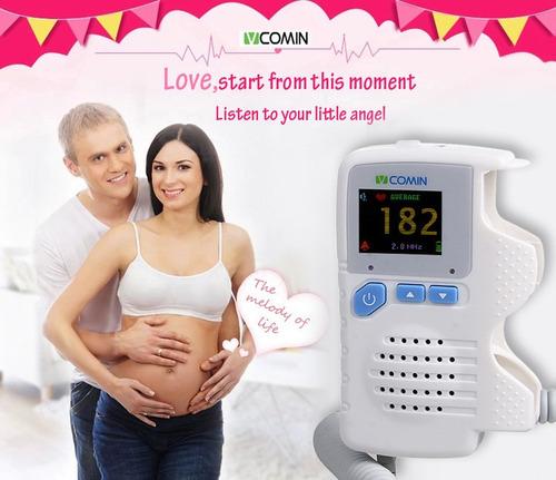 doppler fetal vcomin - portatil - al mejor precio