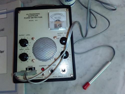 doppler flow detector