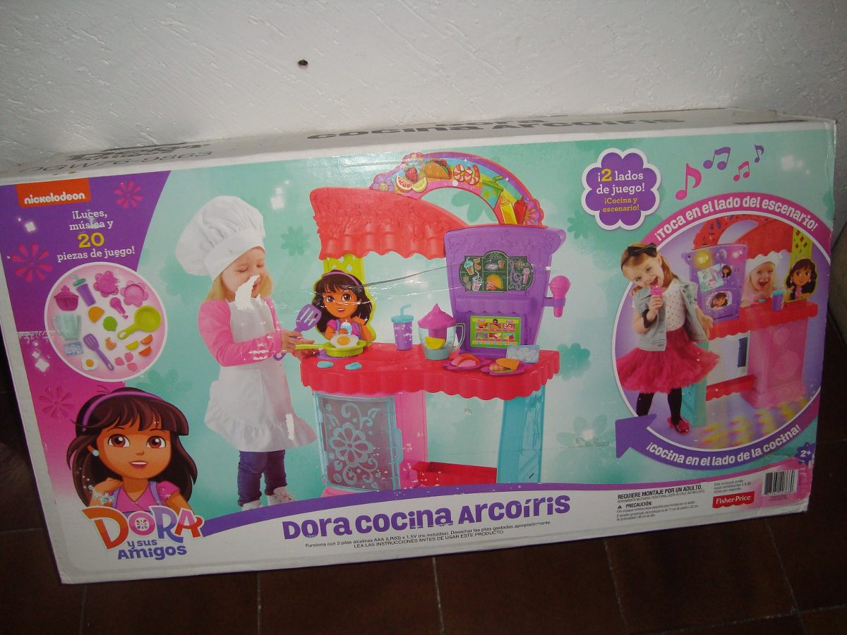 Dora la exploradora cocina karaoke arcoiris remate 50 - Dora la exploradora cocina ...