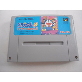Doraemon 3 Nobita To Toki No Hougyoku Original Super Famicom