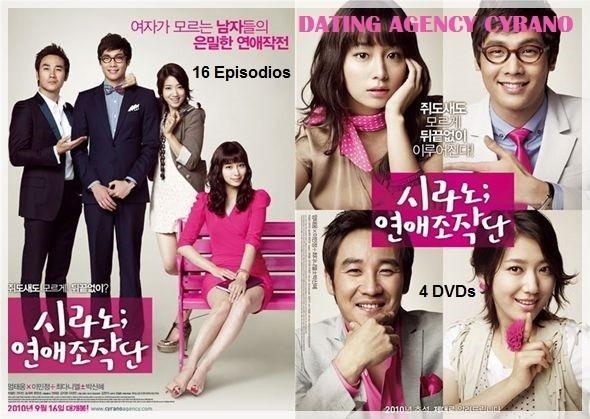 Dating agency cyrano korean drama synopsis