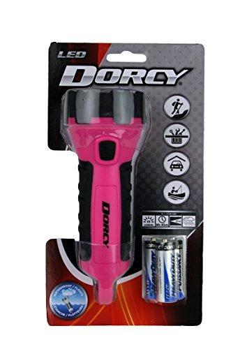 dorcy  linterna flotante impermeable del led con el clip de