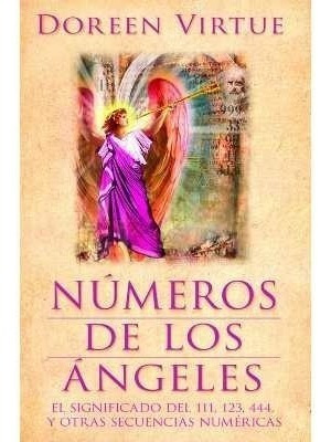 doreen virtue 3 libros de angeles 101 numeros terapia - gru
