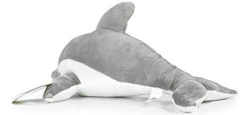 dorian el delfín | delfín de 11 pulgadas peluche peluche