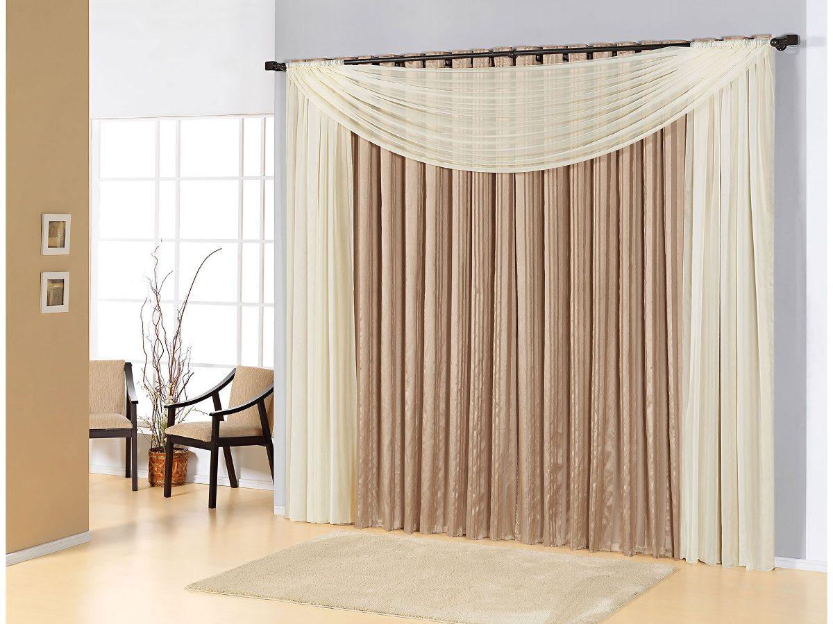 D ris cortina var o duplo sala moderna quarto 15621 r - Cortina moderna ...