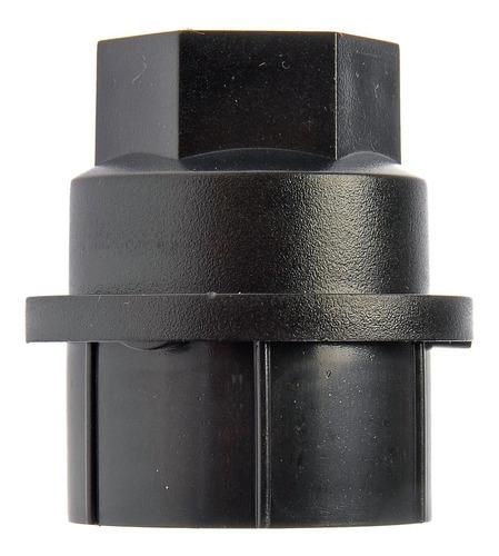 dorman 711-025 negro cubierta de rueda tuerca - m27-2.0, paq