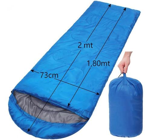 dormir camping sobre