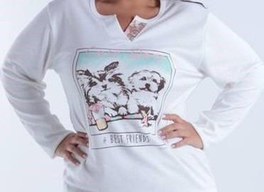 dormir feminino pijama roupa
