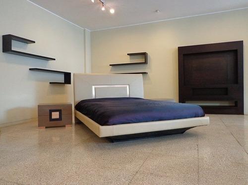 dormitorio 2 veladores + 1 comoda + colchon