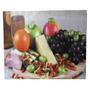 Cuadro Moderno Frutas Comida Decoración Cocinas 50x40cm 054