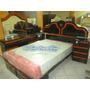 Juego De Dormitorio Completo Colores Personalizados