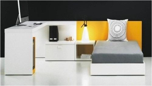 dormitorio cama muebles