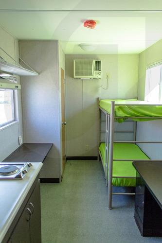 dormitorio , camper , casa 8 x 24 pies, nuevo
