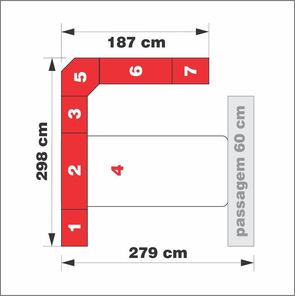 add2806d6d dormitório de casal completo 1219 branco. Carregando zoom.