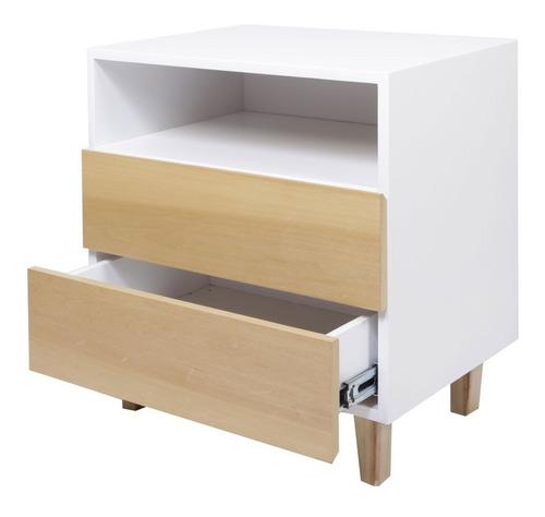 dormitorio mesa de luz moderna diseño forbidan muebles