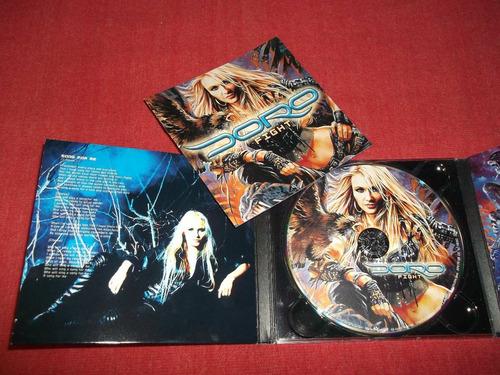 doro - fight digipack bonus tracks cd aleman ed 2009 mdisk