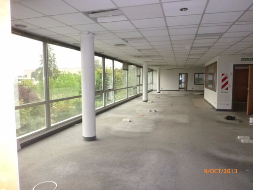 dorrego 2150 - venta de oficinas en block