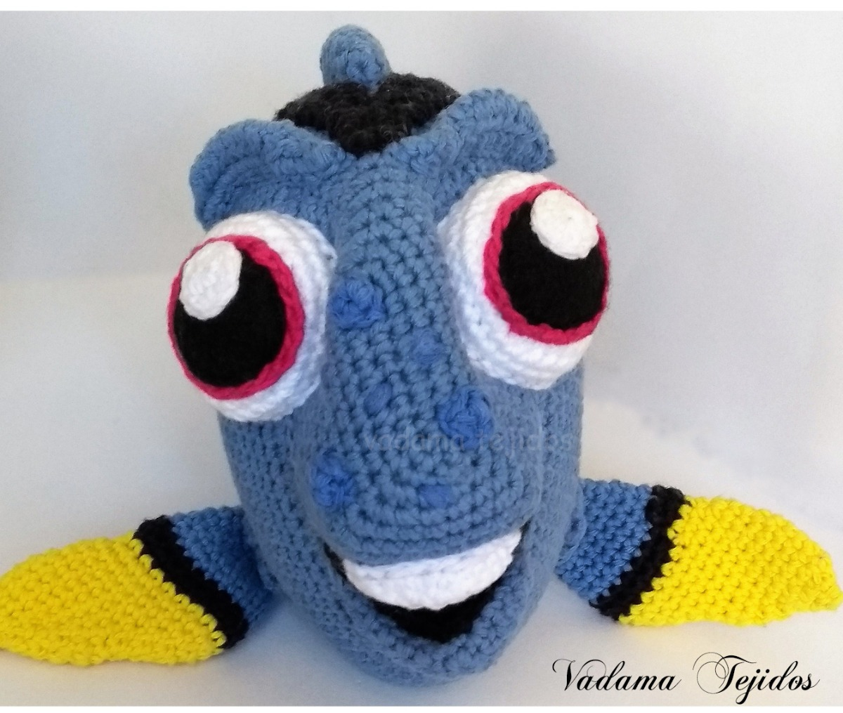 Finding Dory Crochet / Knitting Patterns | Crochet disney, Crochê ... | 1015x1200
