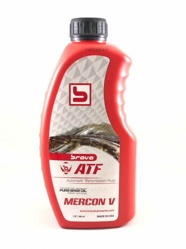 dos 2 aceites mercon v brava transmisión automática imporado