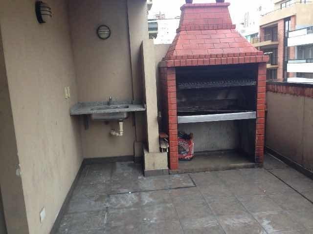 dos amb balcón amenities