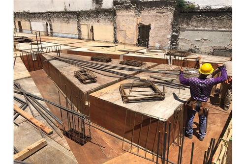 dos amb. en construcción/entrega aprox marzo 2020