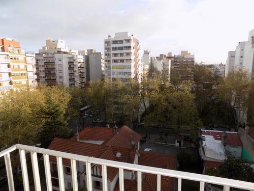 dos ambientes con balcon c/fte