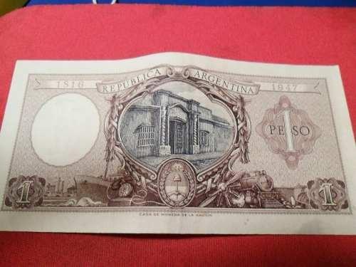 dos bille de 1peso sin circular, año 1947