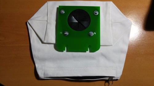 dos bolsas para aspiradoras electrolux silencer y similares