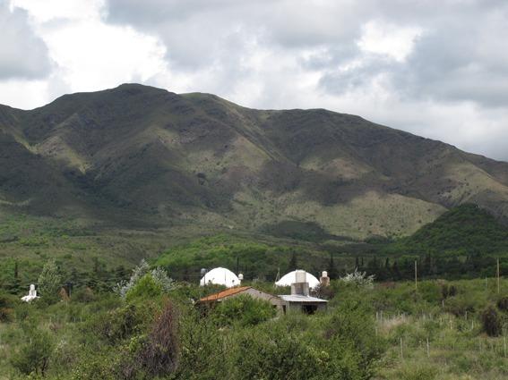dos cabañas tipo duplex c/pileta- capilla del monte - cba
