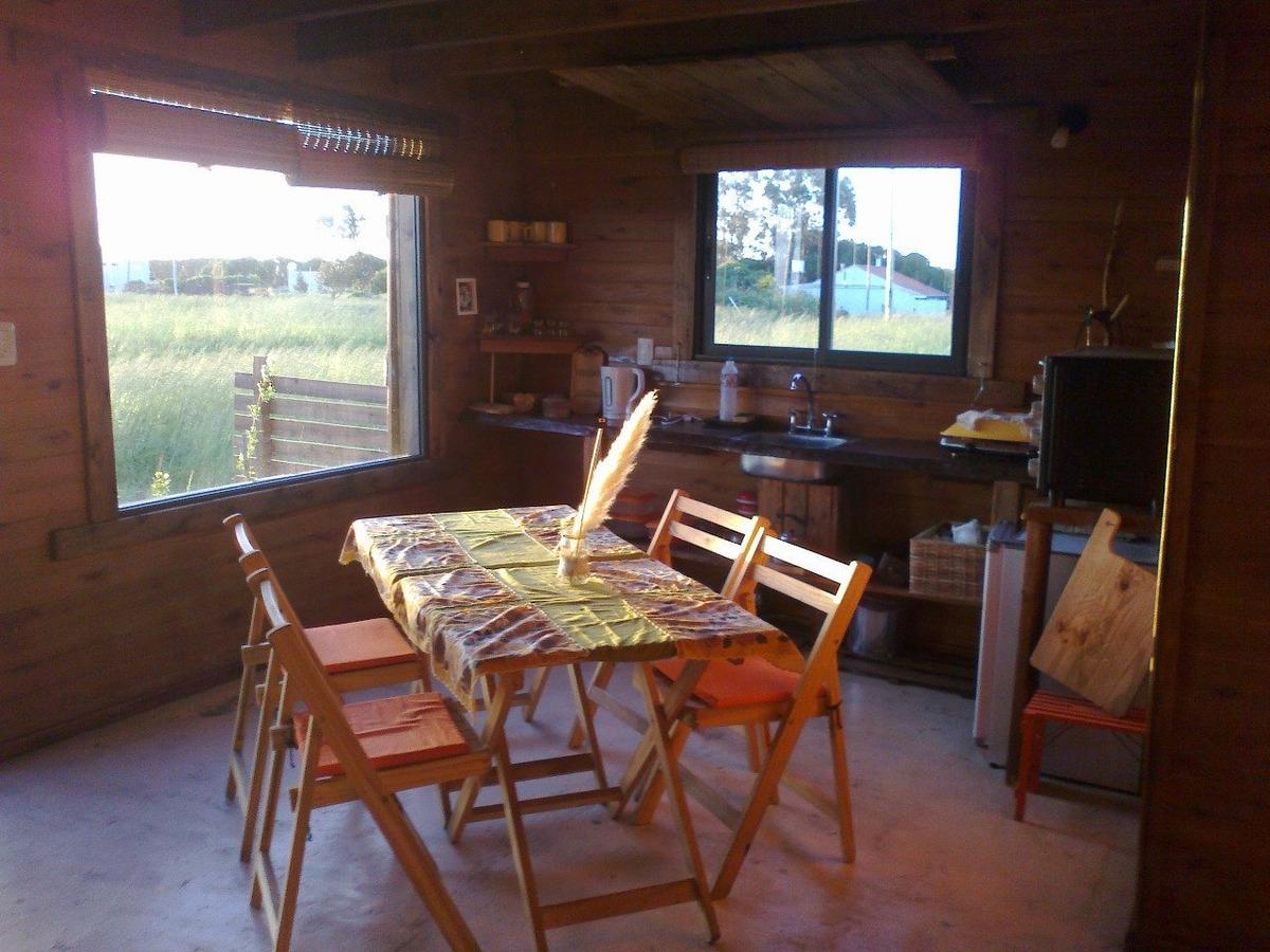 dos cabañas en block de 3 ambientes en venta en zona san eduardo del mar