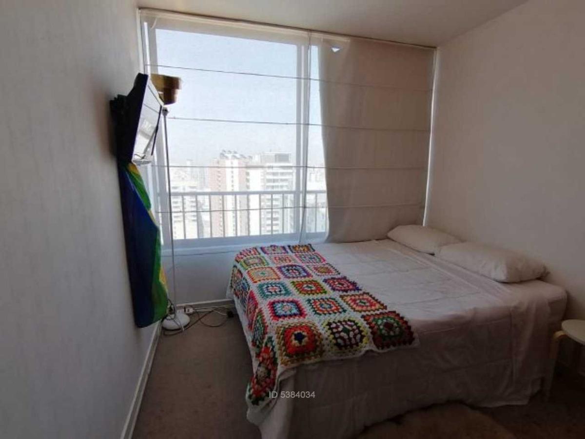dos dormitorios / / santiago centro